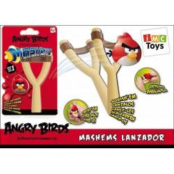Angry Birds Mashems Blister Lanzador