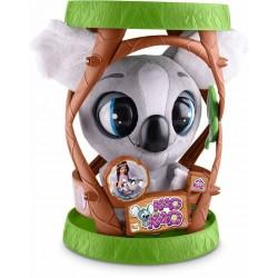 Koala Kao kao interactivo Peluche bebe Boing Toys Club Petz