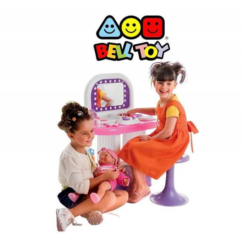 Kit Salón de Belleza - Bell Toys