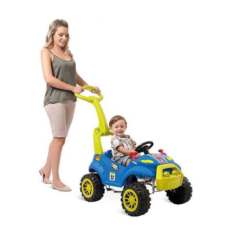 Auto a pedal - Bandeirante - Smart Paseo 463 Azul