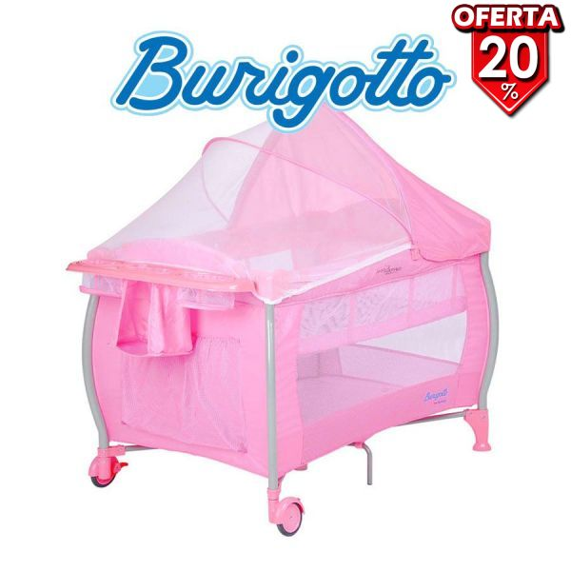Cuna Corralito - Burigotto - Nana 5029