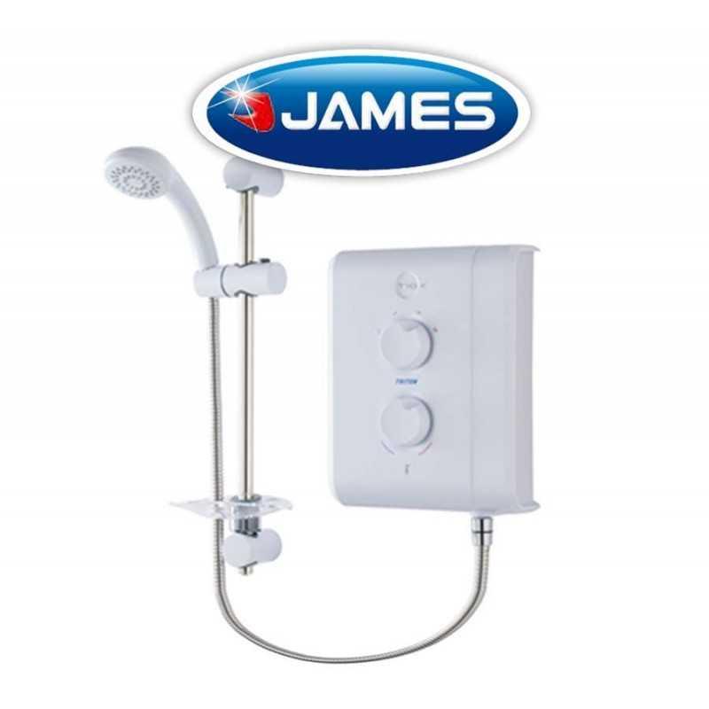 Termoducha Calentador Instantáneo - James - Triton T70ZE (Ducha incluida)