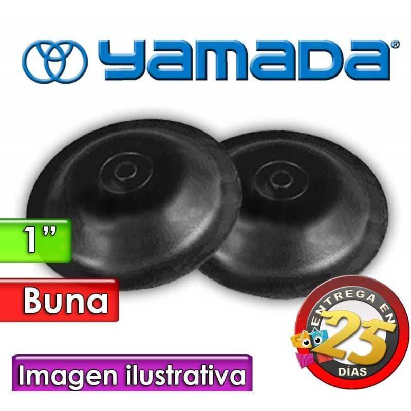 """Diafragmas de BUNA - Yamada - 772962 - para bombas NDP-25 de 1"""""""