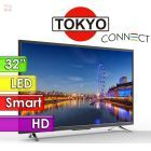 "TV Led Full HD 32"" Smart - Tokyo - CONNECT TVTOKTCLED32S"