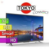 "TV Led HD 32"" Smart - Tokyo - CONNECT TVTOKTCLED32S"