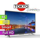 "TV Led Full HD 48"" Smart - Tokyo - CONNECT TVTOKTCLED48S"