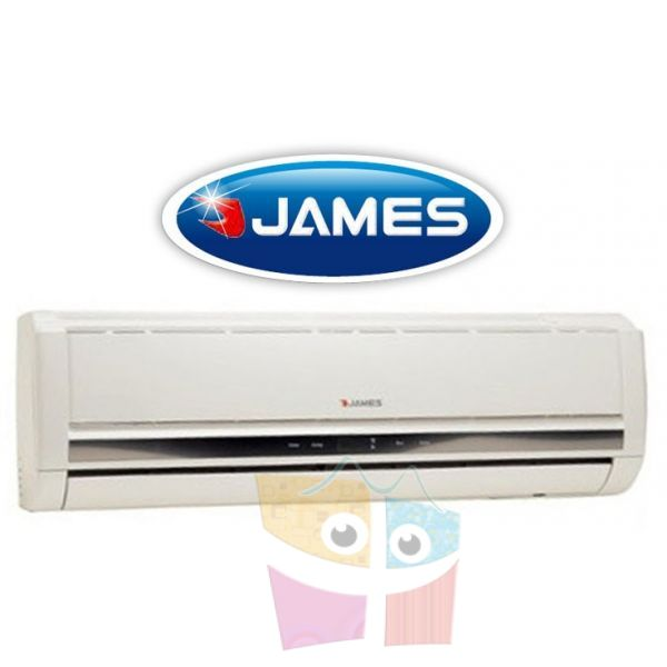 Aire Split - 18.000 BTU F/C Gas Ecologico - James - AS-18R