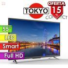 "TV Led FHD 55"" Smart - Tokyo - CONNECT TVTOKTCLED4855S"