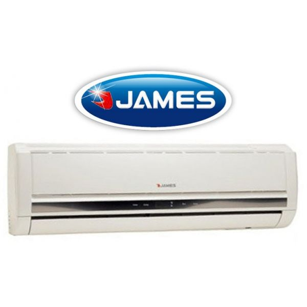 Aire Split - 36.000 BTU F/C Gas Ecologico - James - AS-36HR36000BT