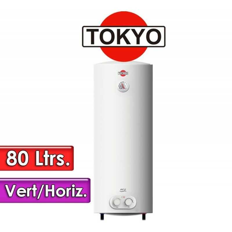 Termocalefón 80 Litros Vertical / Horizontal - Tokyo - D80-15VH - 1500W