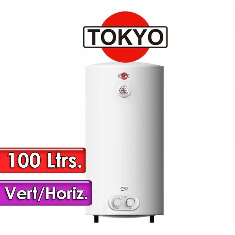 Termocalefón 100 Litros Vertical / Horizontal - Tokyo - D100-15VH - 1500W