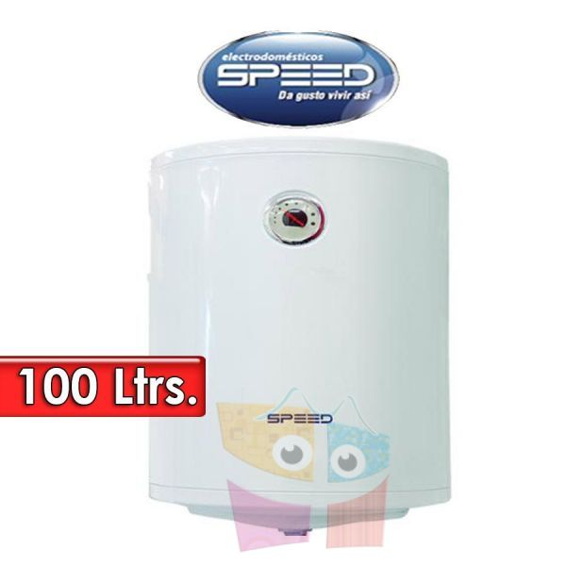 Termocalefón 100 Litros Vertical - Speed - STTE100L - 3000W