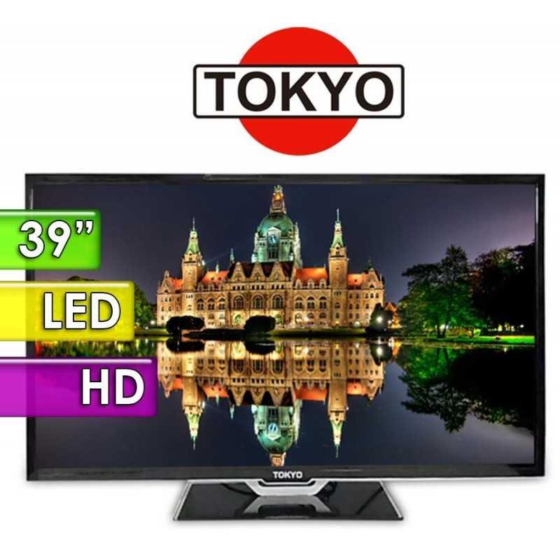 """TV Led Full HD 39"""" - Tokyo - TVTOK39LEDZH15D"""