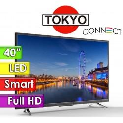 "TV Led Full HD 40"" Smart - Tokyo - CONNECT TVTOKTCLED40SS"