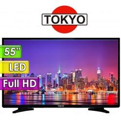 """TV Led Full HD 55"""" - Tokyo - TVTOK55LEDZ06D"""