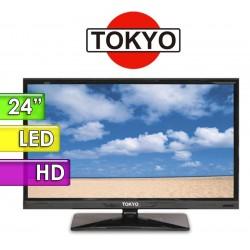 """TV Led HD 24"""" - Tokyo - TOK24LEDZJ35D"""