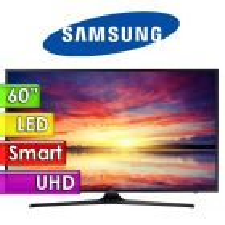"TV Led UHD 60"" Smart 4K - Samsung - UN60KU6000GXPR"