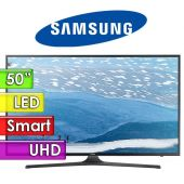 "TV Led UHD 50"" Smart 4K - Samsung - UN50KU6000GXPR"