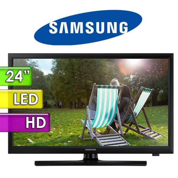 "TV Monitor Led HD 24"" - Samsung - LT24E310LB/UG"
