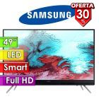 "TV Led Full HD 49"" Smart - Samsung - UN49K5300AGXPR"