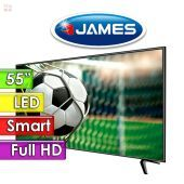 "TV Led Full HD 55"" Smart - James - TVJLEDS55 D1520"