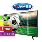 "TV Led Full HD 43"" Smart - James - TVJLEDS43 D1520"