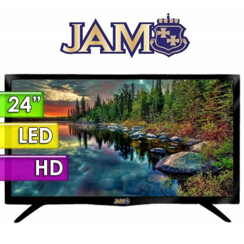 "TV Monitor Led HD 24"" - JAM - 24DN6"