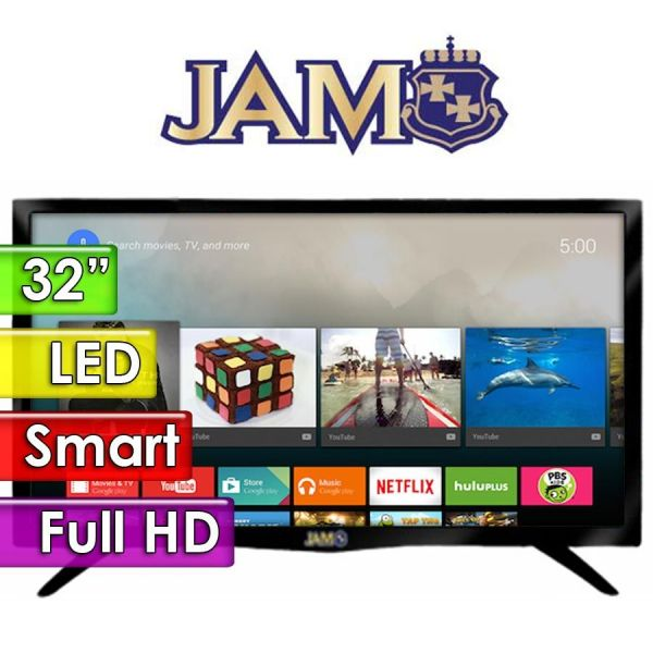 "TV Led Full HD 32"" Smart - JAM - 32DN6"