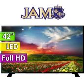 "TV Led Full HD 42"" Smart - JAM - D1 BLACK SLIM"