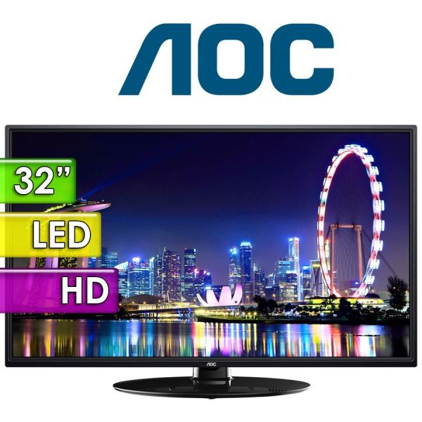 "TV Led HD 32"" - AOC - E32H1352"