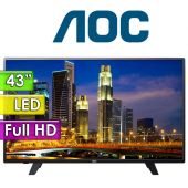 "TV Monitor Led Full HD 43"" - AOC - LE43F1361"