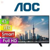 "TV Led Full HD 43"" Smart - AOC - LE43F1761"