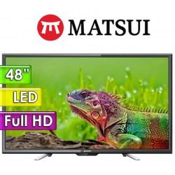 """TV Led Full HD 48"""" - Matsui - MT-DNLE48"""