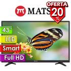 "TV Led Full HD 43"" Smart - Matsui - MT-DSLE43"