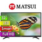 "TV Led Full HD 32"" Smart - Matsui - MT-DSLE32"
