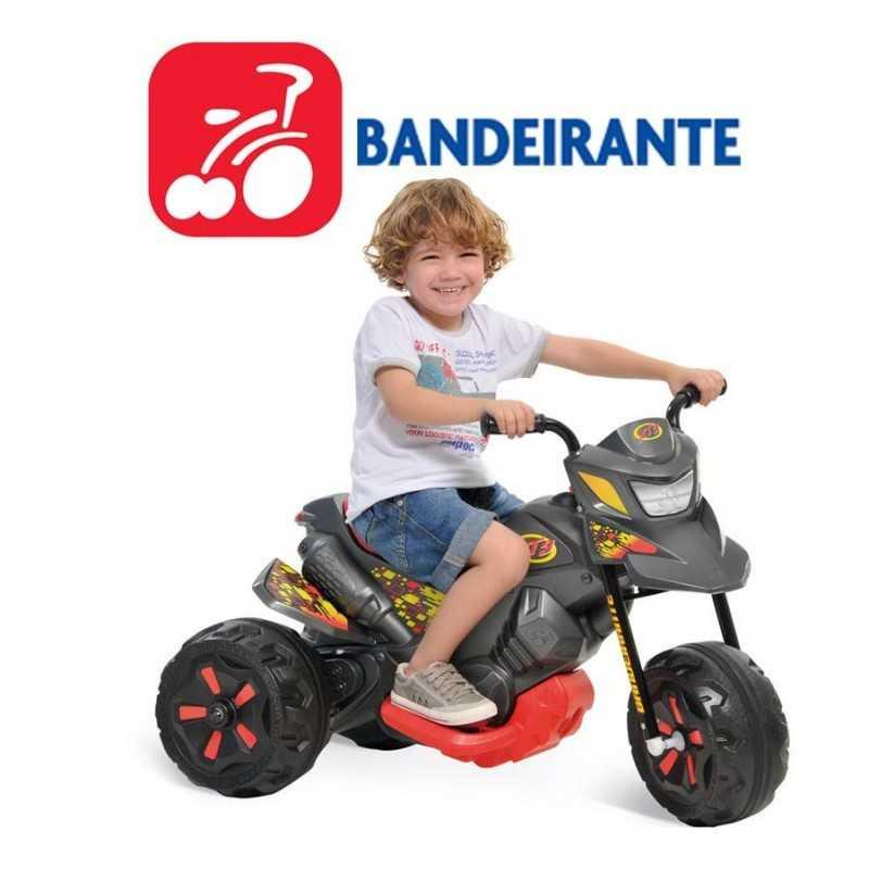 Moto XT3 Grafite Electrica - Bandeirante - 2702