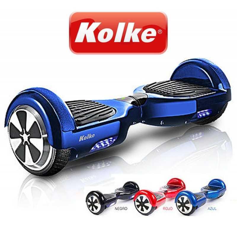 """Skate Eléctrico 6,5"""" - Kolke - KGI-009 Azul"""