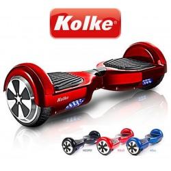 """Skate Eléctrico 6,5"""" - Kolke - KGI-111 Rojo con Kit Protector"""