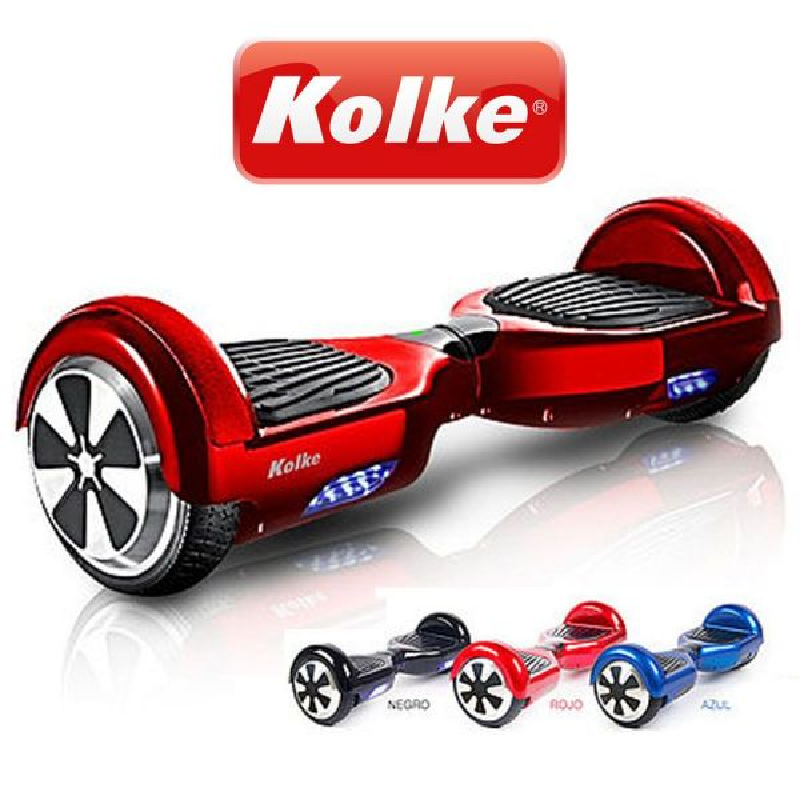 "Skate Eléctrico 6,5"" - Kolke - KGI-009 Roj"