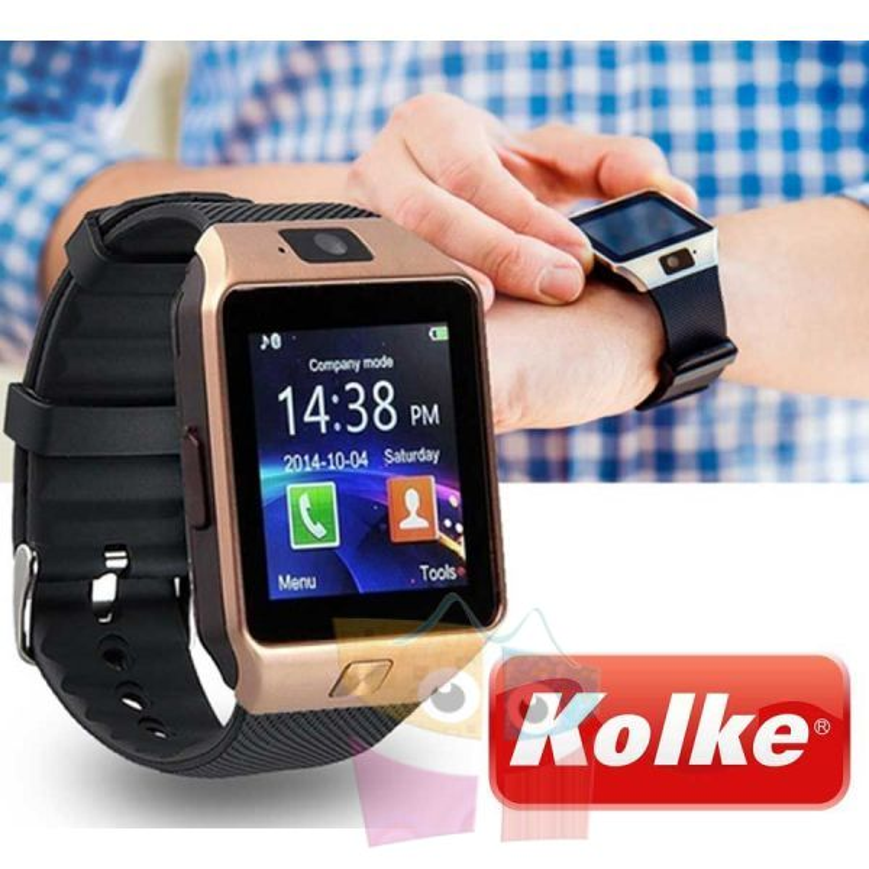Reloj Smart - Kolke - KVR-038 Dorado