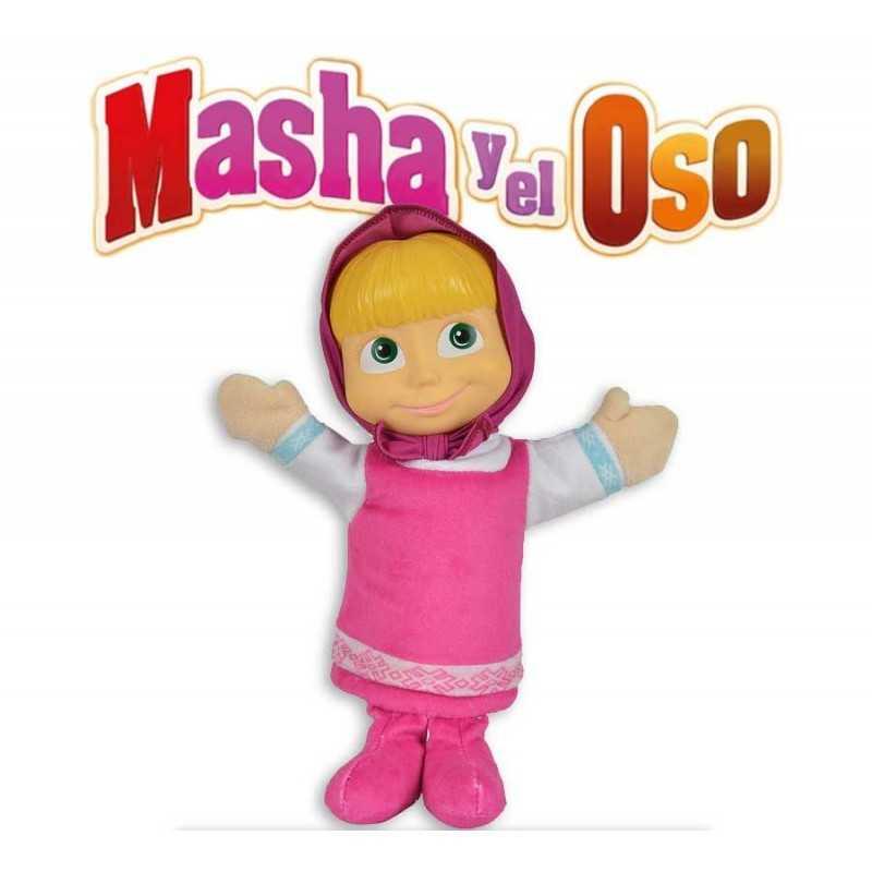 Titere de Masha y el Oso - Simba - 109309853