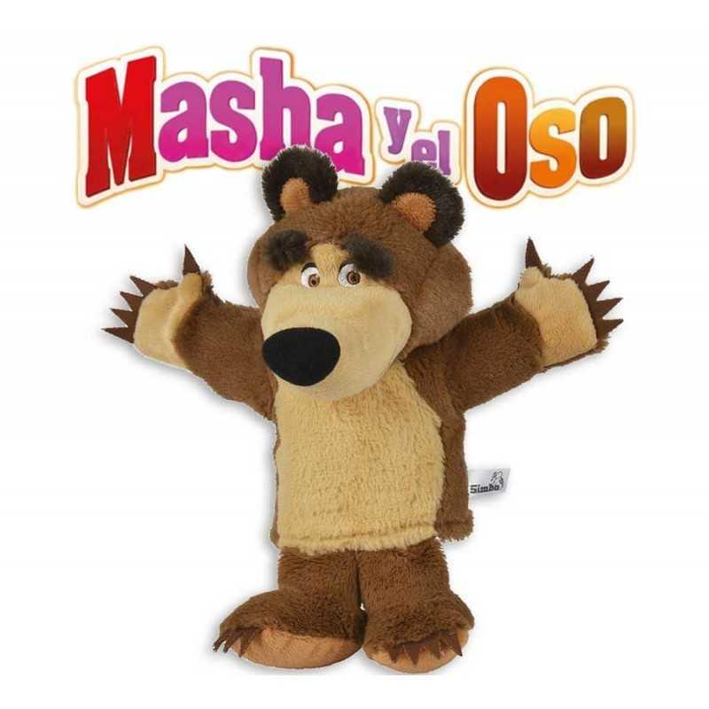 Titere de Oso de Masha y el Oso - Simba - 109308207