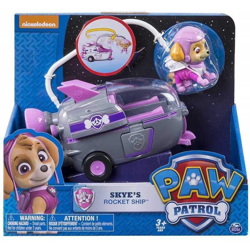Paw Patrol - Vehiculo de Skye - Spin Master Nickelodeon