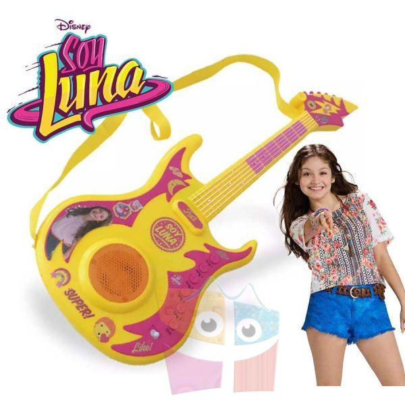 Guitarra Eléctrica - Soy Luna