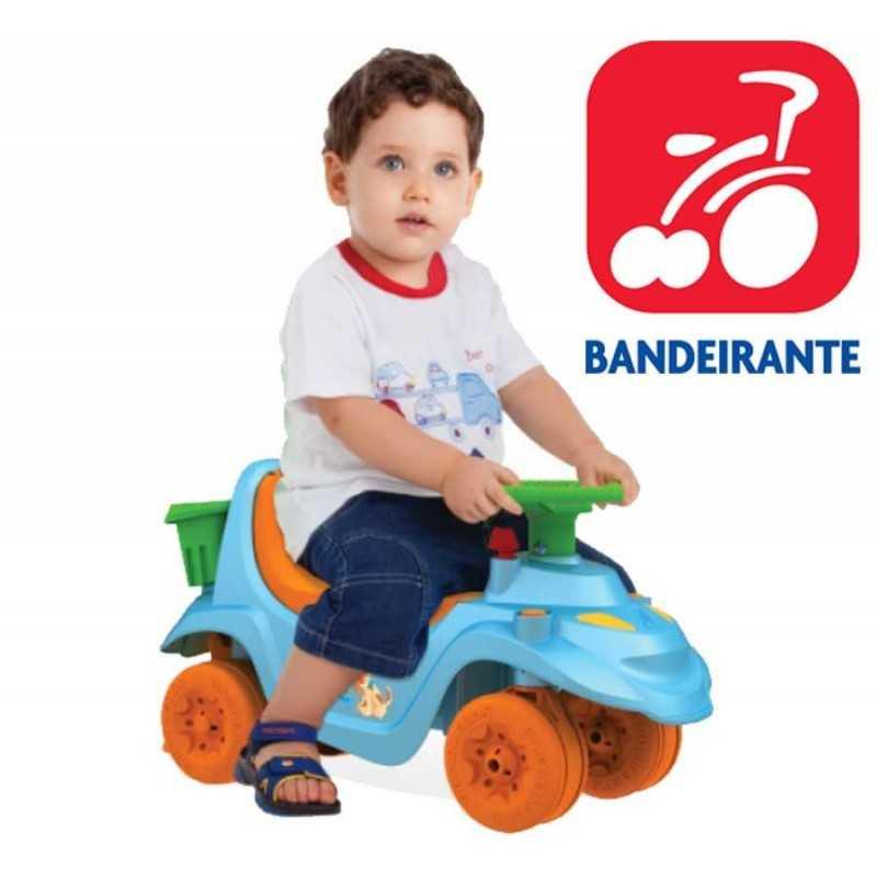 Autito Paso a Paso Azul - Bandeirante - 1020