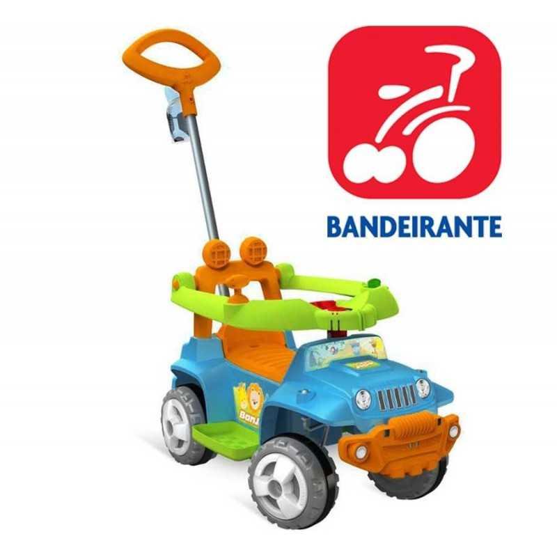 Autito Jeep Paseo y Andador - Bandeirante - 1055