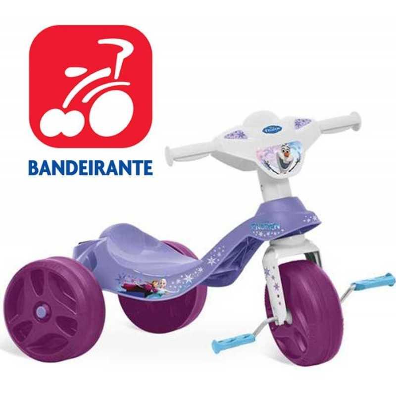Triciclo Frozen Tico Tico Frozen Disney - Bandeirante - 2483