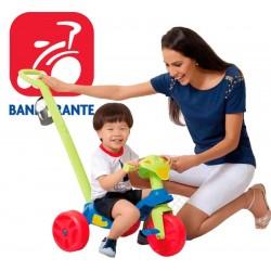 Triciclo Kid Cross Paseo Azul - Bandeirante - 634