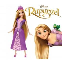 Muñeca Rapunzel Brillante - Disney
