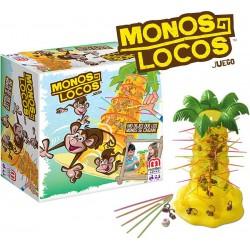 Juego Monos Locos - Mattel